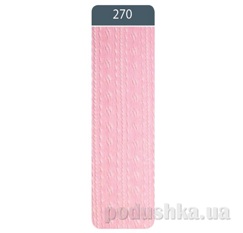 Колготы детские ажурные Miss Conte 7С-80СП 270 розовые