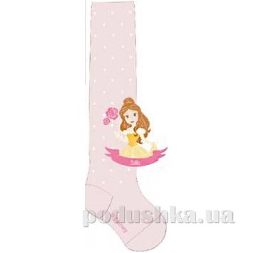Колготы махровые Кребо 1056-01 Принцесса