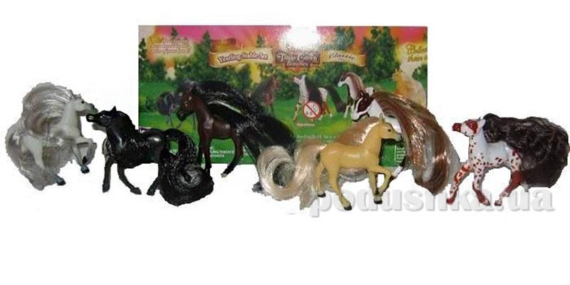 Коллекционные лошади на блистере Lanard