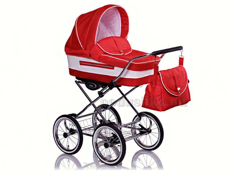 Коляска для новорожденных Lonex Classic Ecco E-15