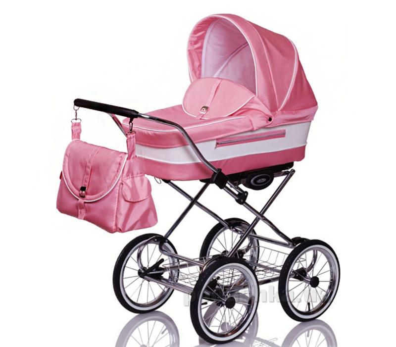 Коляска для новорожденных Lonex Classic Ecco E-27