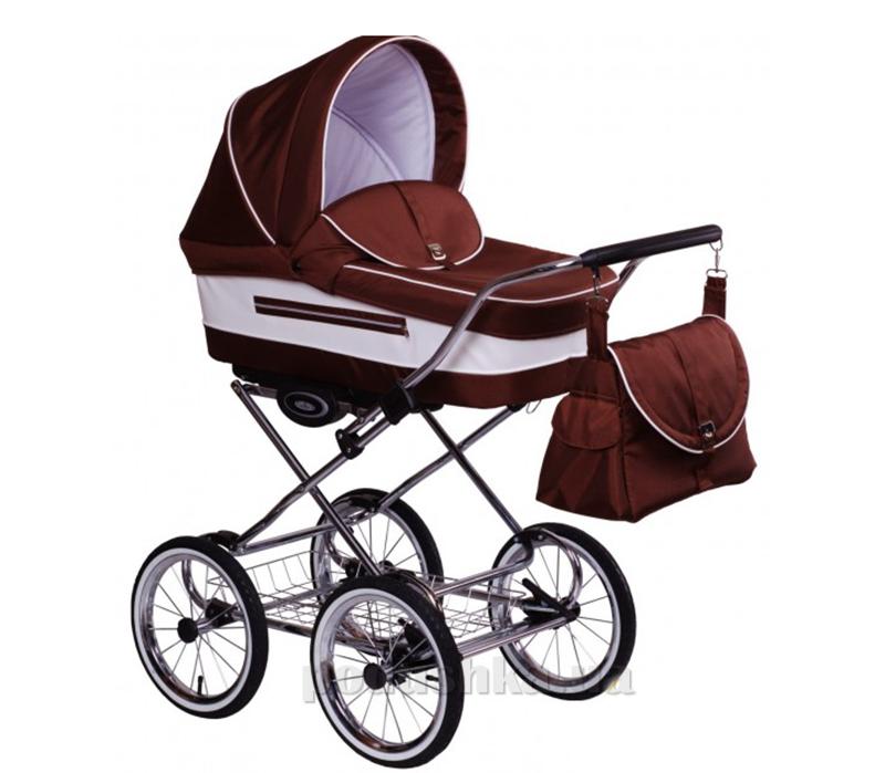 Коляска для новорожденных Lonex Classic Ecco E-38