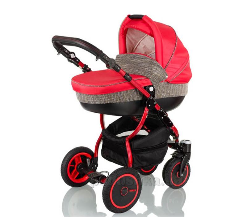 Коляска для новорожденных Lonex Speedy V Light L-13