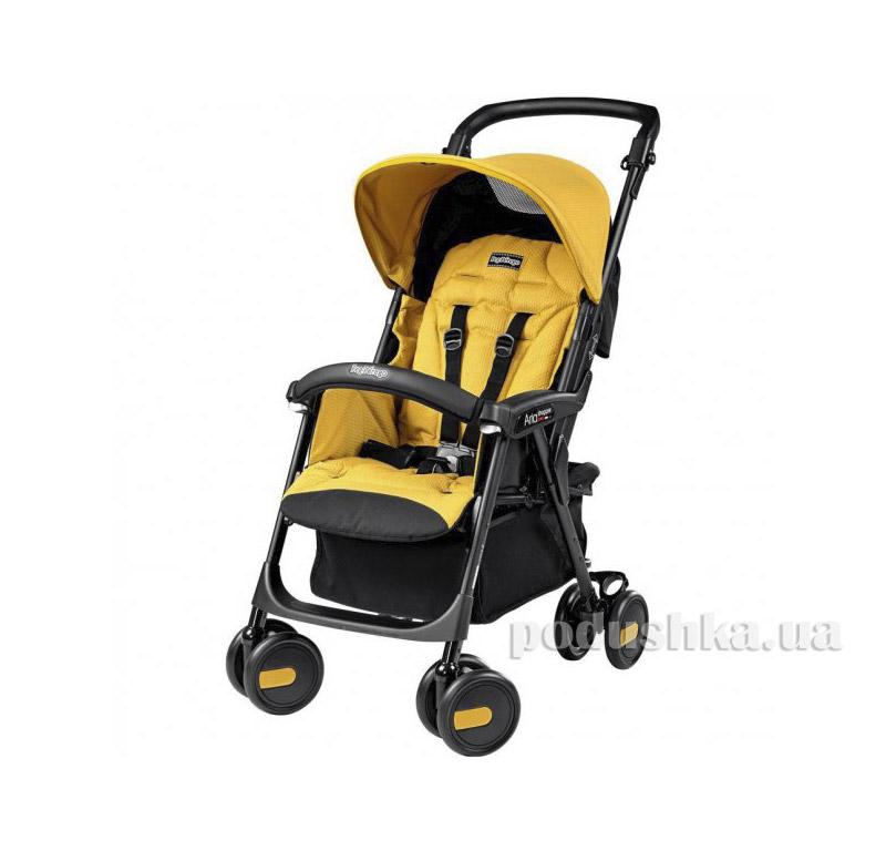 Коляска Peg Perego Aria Shopper Classico Mod Yellow