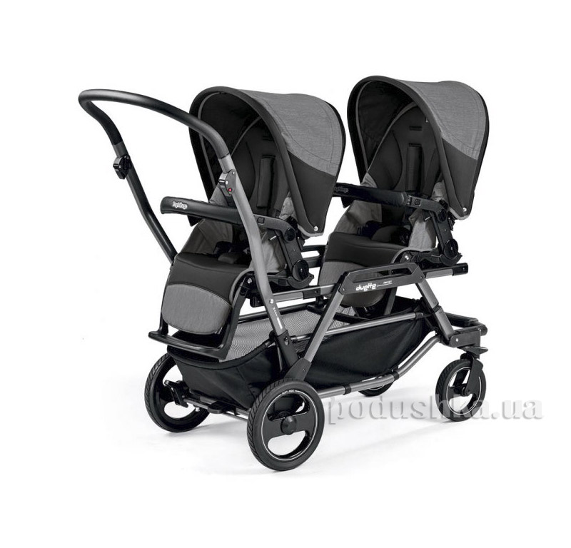 Коляска Peg Perego Duette Piroet Pop-Up Classico Atmosphere