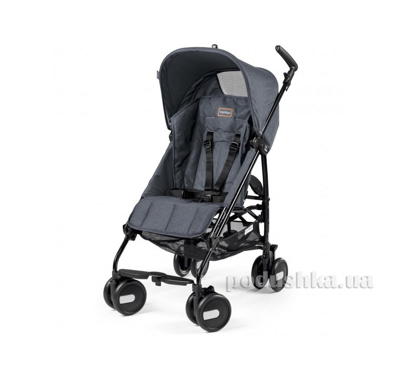 Коляска Peg Perego Pliko Mini Classico Blue Denim