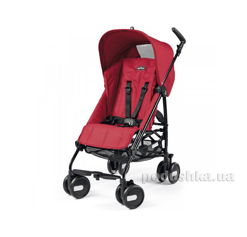 Коляска Peg Perego Pliko Mini Classico Mod Red