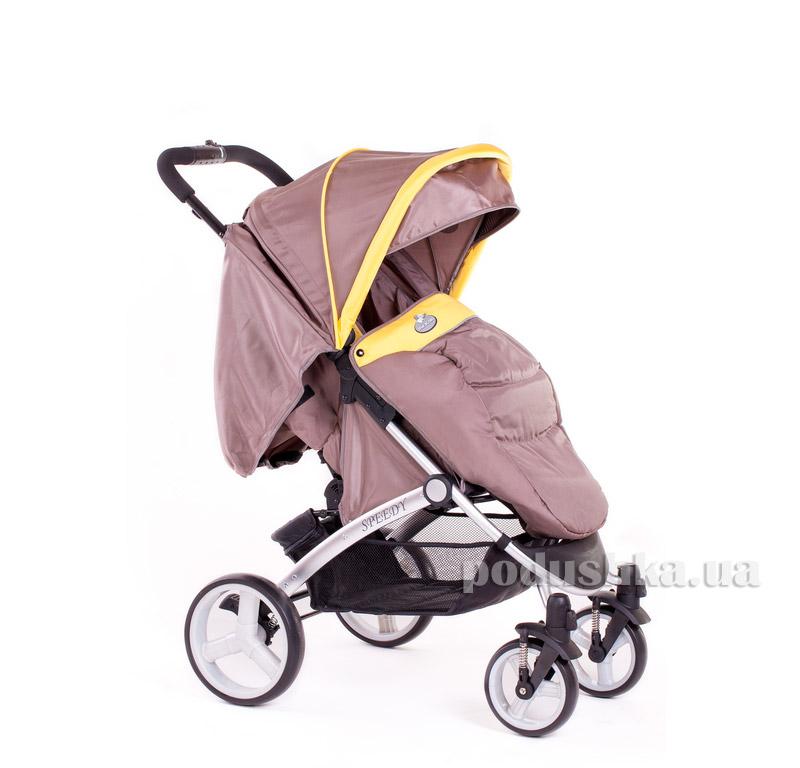 Коляска прогулочная Beige Babyhit Speedy 8738