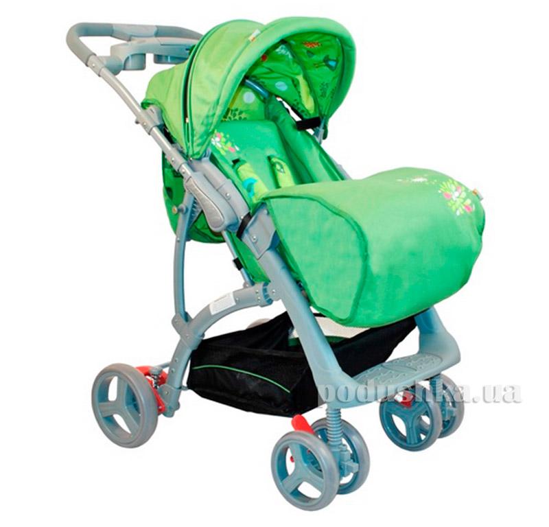 Коляска прогулочная Green Babyhit Flora 8730