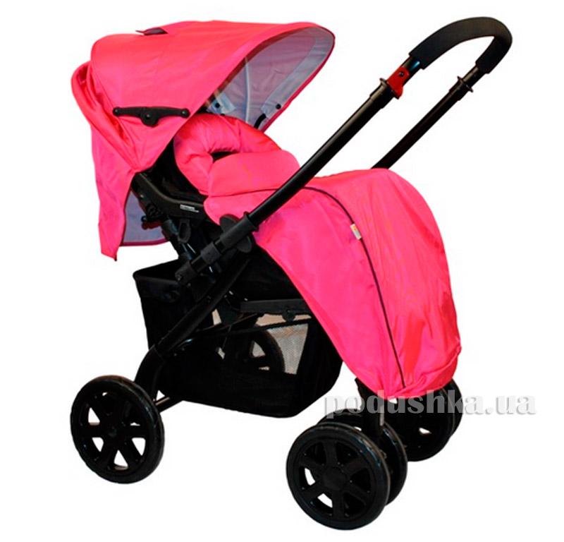 Коляска прогулочная Pink Babyhit Jolly 8741
