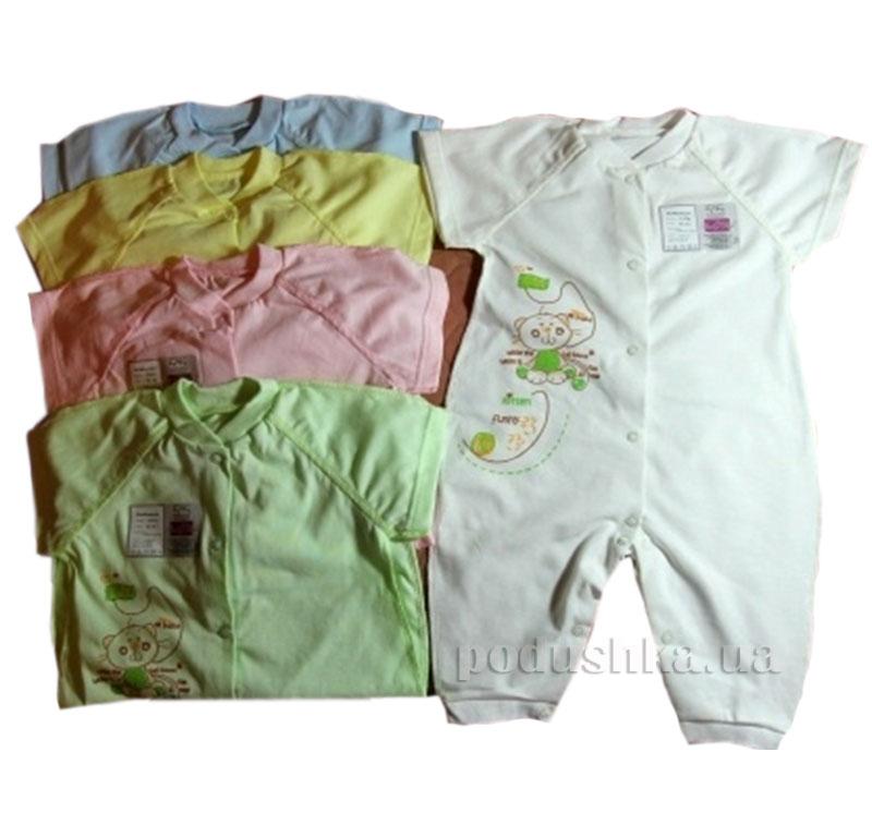 Комбинезон для малыша Baby Life 1-17н кулир