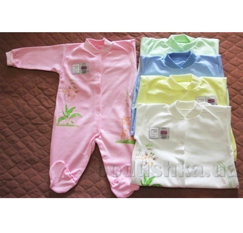 Комбинезон для малыша Baby Life 9-013н