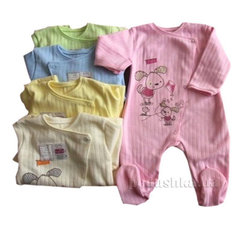 Комбинезон для малыша Baby Life 91-05 интерлок