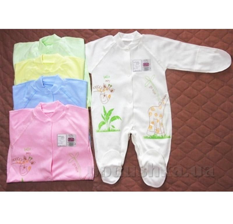 Комбинезон для малыша кулир Baby Life 1-14н