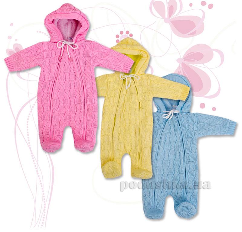 Комбинезон для малышей Фламинго 0727