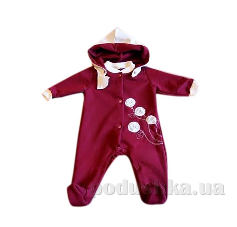 Комбинезон с капюшоном для малыша Baby Life 21.-11.-1