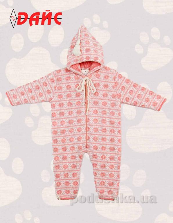 комбинезон вязаный дайс 12222460 купить в киеве одежда для малышей