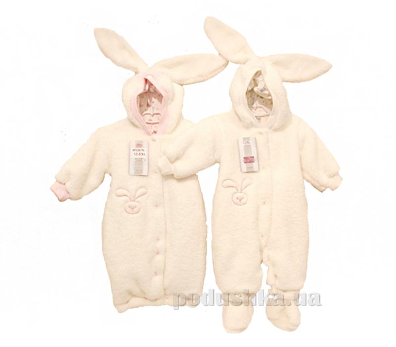 Комбинезон-трансформер Зайка Baby Life 12-03п