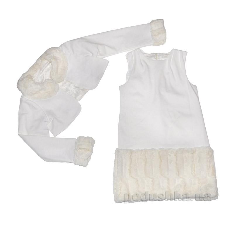 Комлект (платье+балеро) Алиса 1097