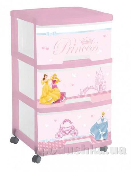 Комод с выдвижными ящиками Сurver Принцесса 06772