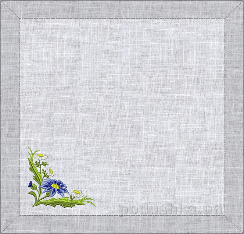 Комплект 2 салфетки Полевые цветы Гармония