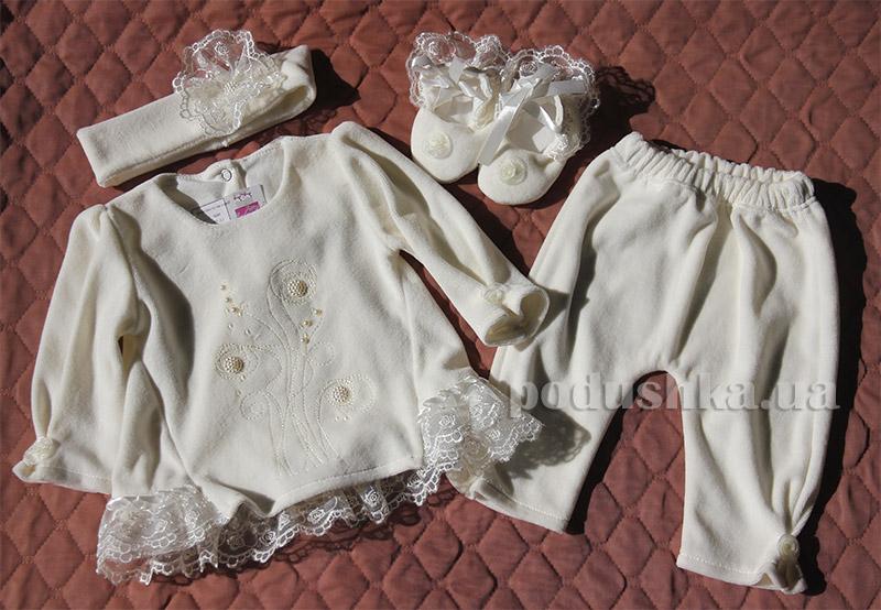 Комплект детский для девочки Baby Life 604