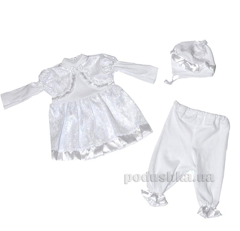 Комплект детский для девочки Дзвiночок Little Angel НБ34-56