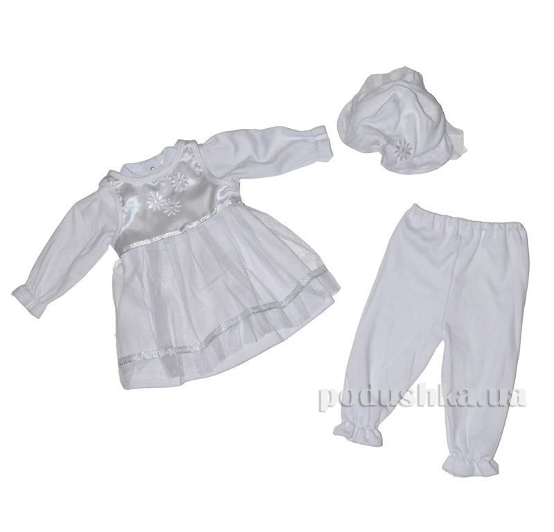 Комплект детский для девочки Святковый Little Angel НБ5 14