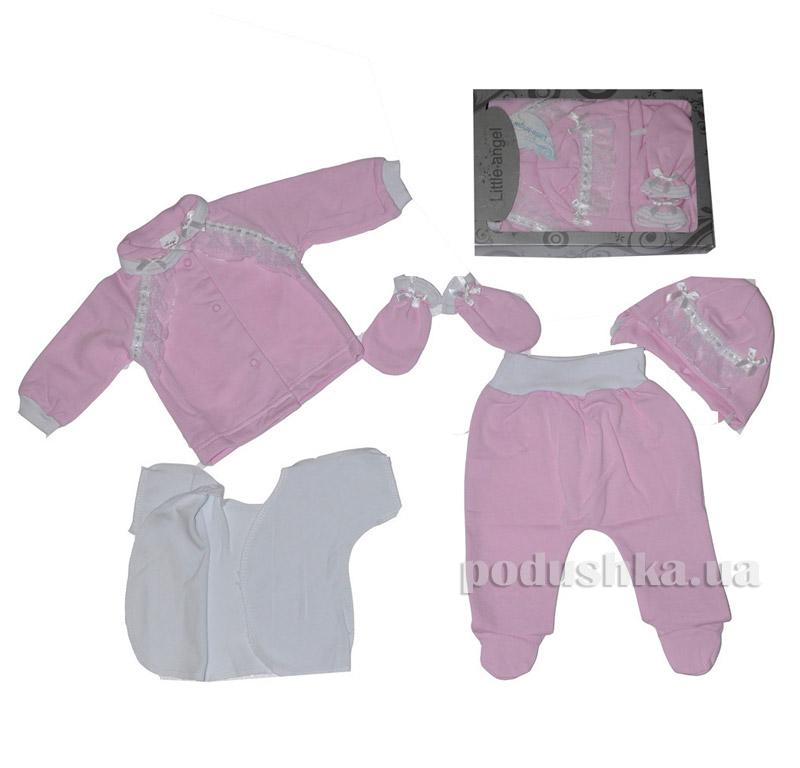 Комплект детский Для новорожденного Little Angel НБ19 92-94