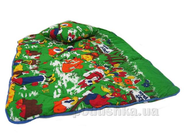 Комплект детский ТЕП 535 одеяло и подушка
