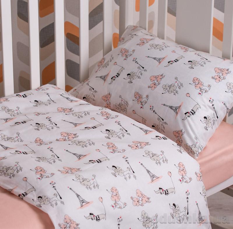 Комплект детского белья SoundSleep Fancy poodle Ran-106-1