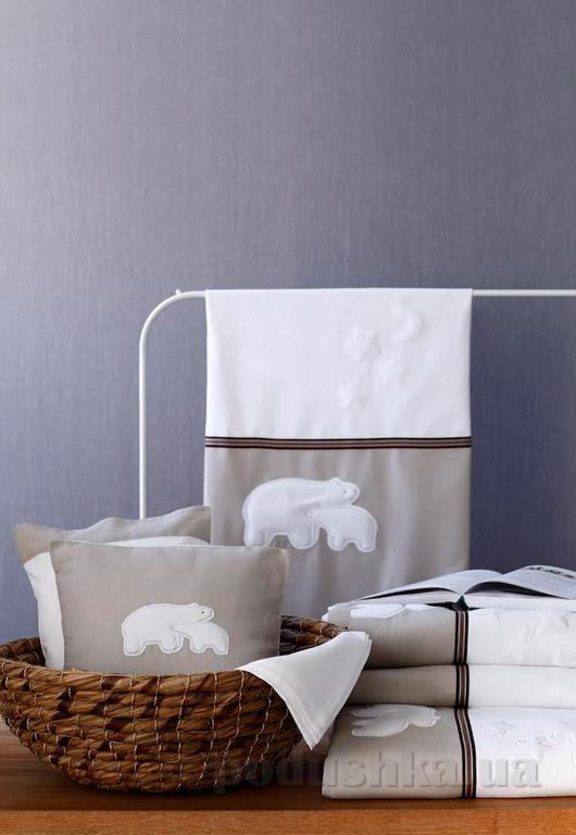 Комплект для детской кроватки Pavia Boo boo