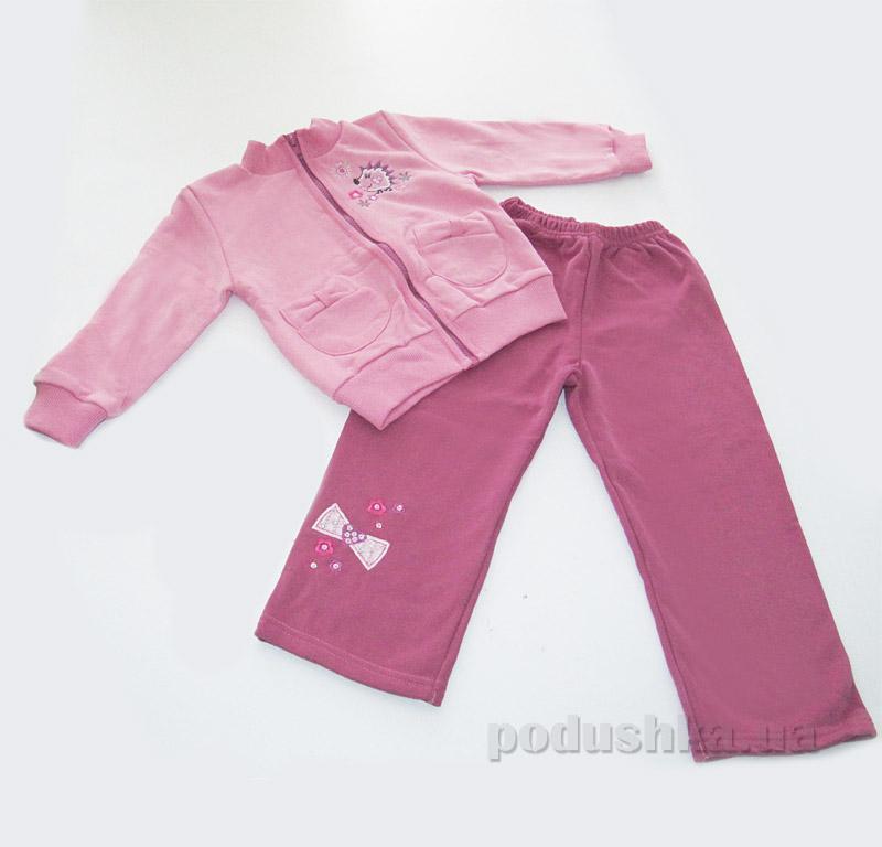 Комплект для девочек Фламинго 156-321 розовый