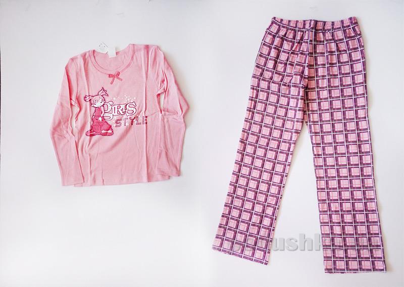 Пижама для девочки Senti 1004021