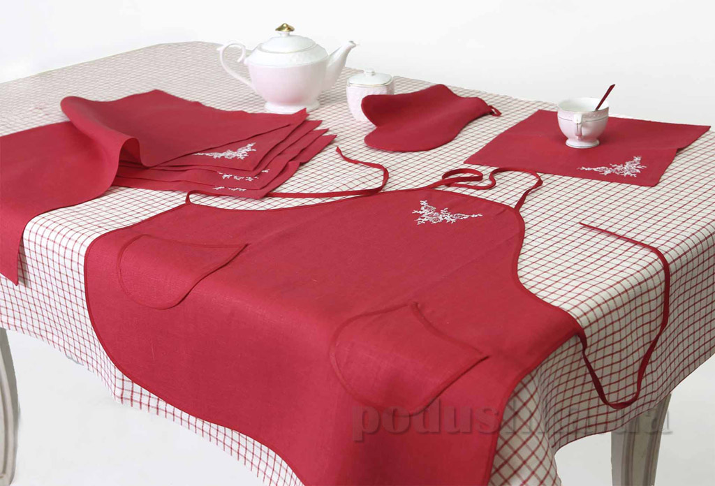 Комплект для кухни женский 13с43-ШР