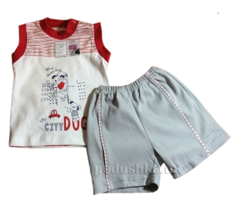 Комплект для мальчика Baby Life 9-044 интерлок