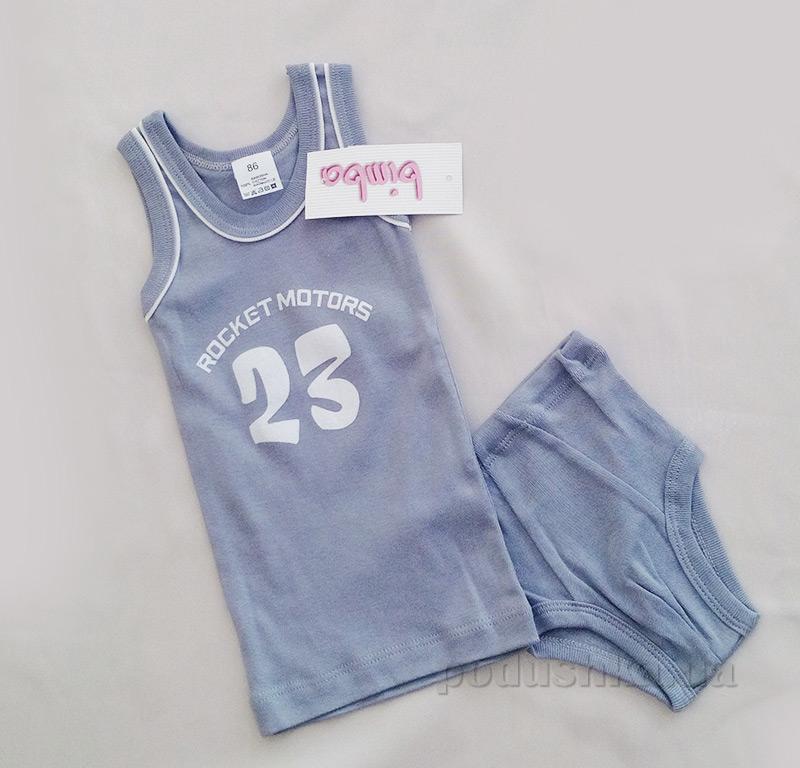 Комплект для мальчиков Senti 090413 серый
