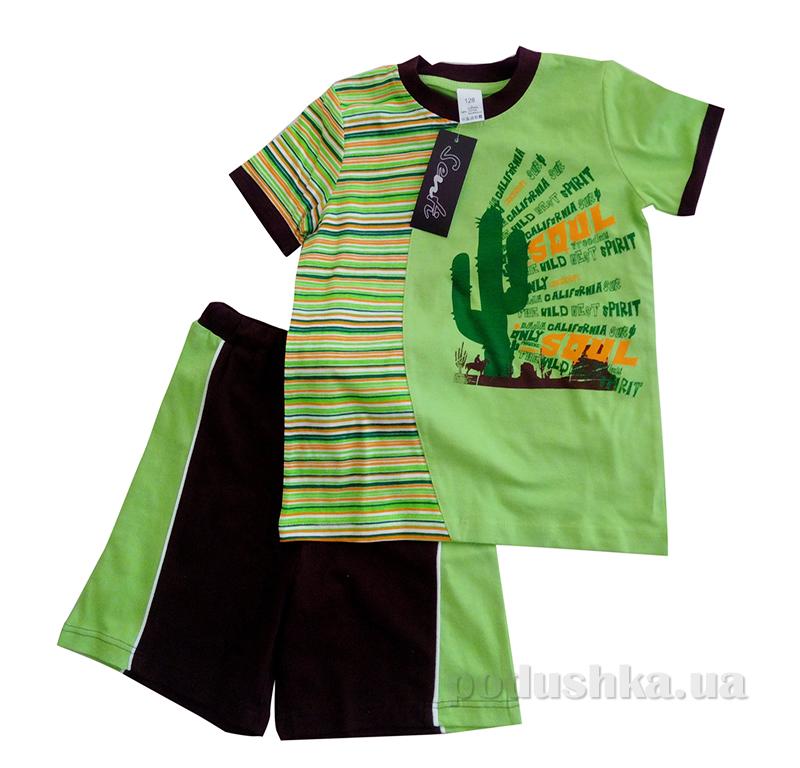 Комплект для мальчиков Senti 1209131 зеленый