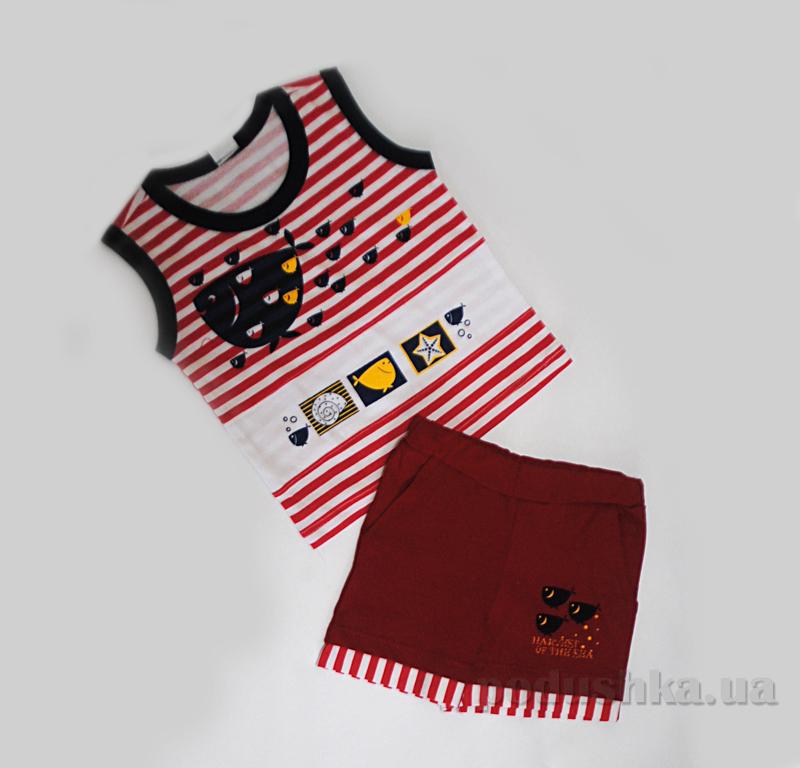 Комплект для мальчиков Senti 1404161 красный