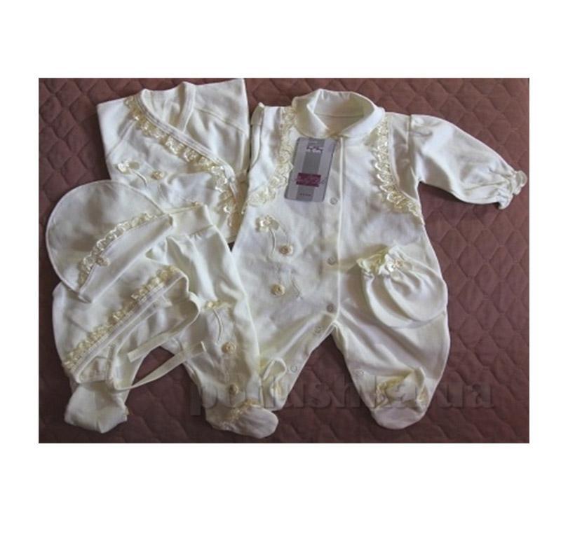 Комплект для новорожденной девочки Baby Life 9.-10