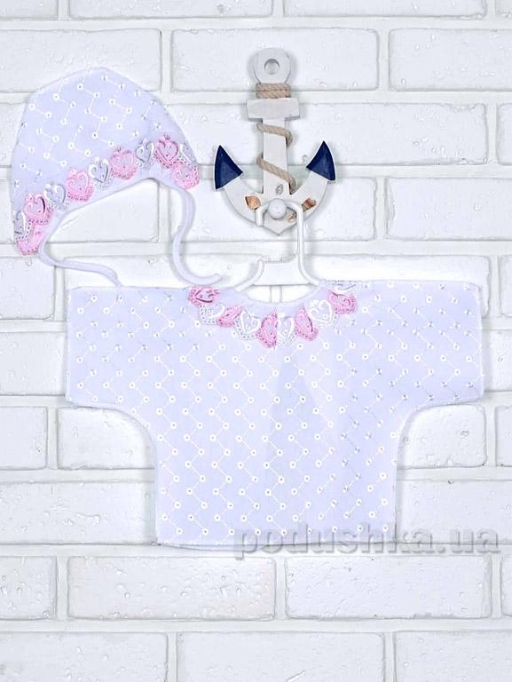 одежда для крещения девочек