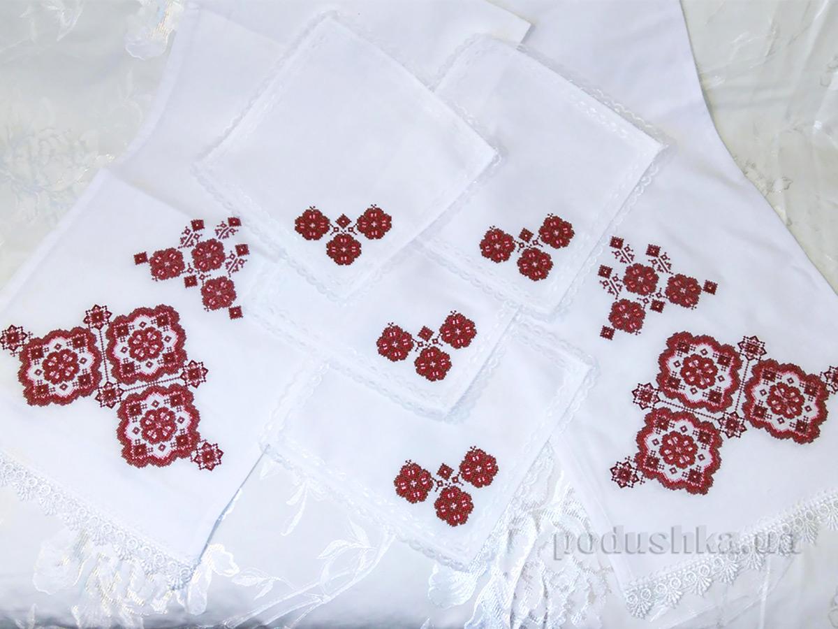 Комплект для венчания Украина Дiторобчик