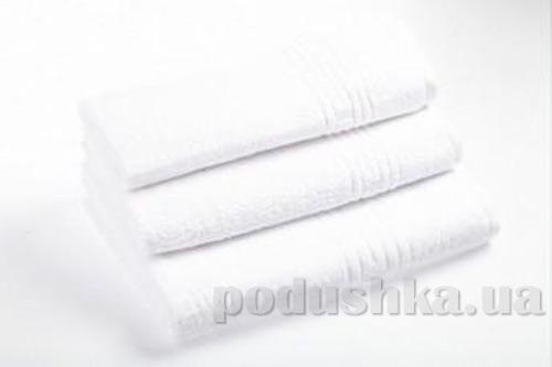 Комплект из трех махровых полотенец Португалия Greek белых