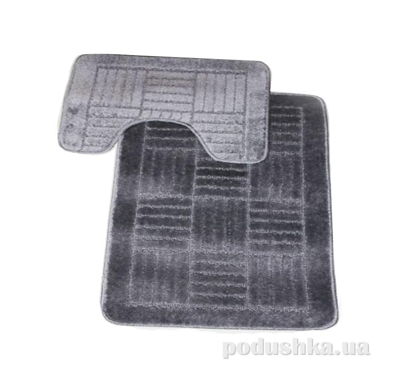 Комплект ковриков в ванную Mono B-1-kovrotex