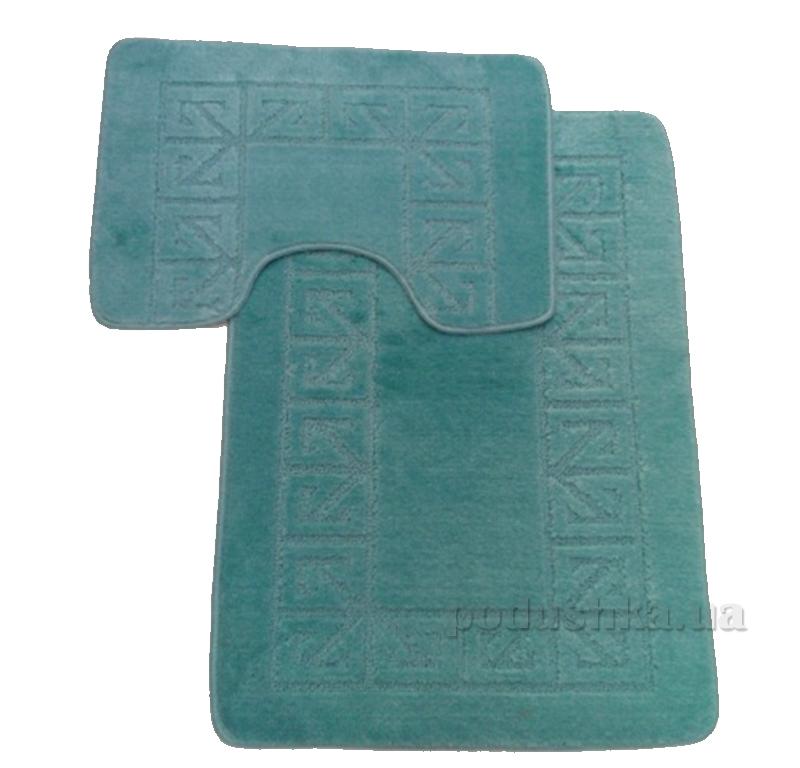 Комплект ковриков в ванную Mono B-2-kovrotex