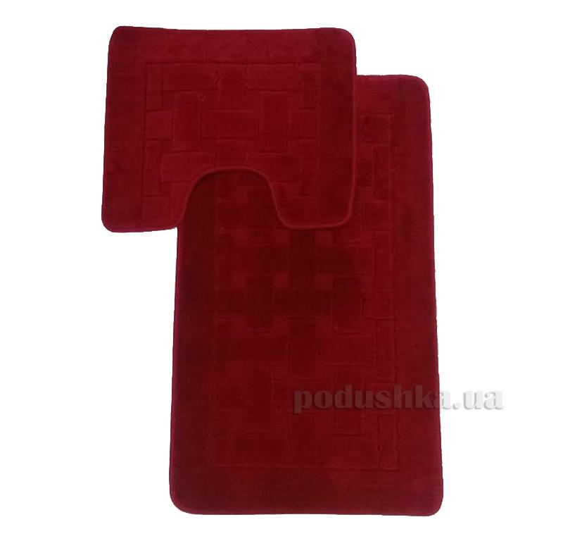 Комплект ковриков в ванную Mono B-6-kovrotex
