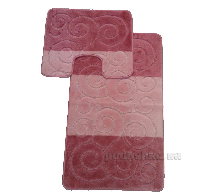 Комплект ковриков в ванную Multi Г-10-kovrotex