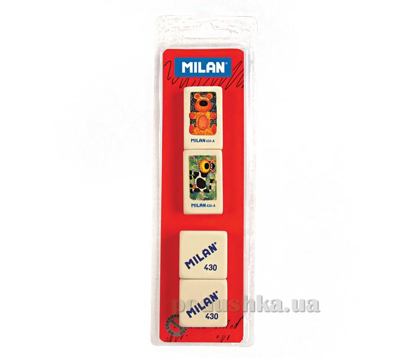 Комплект ластиков Milan ml.97013