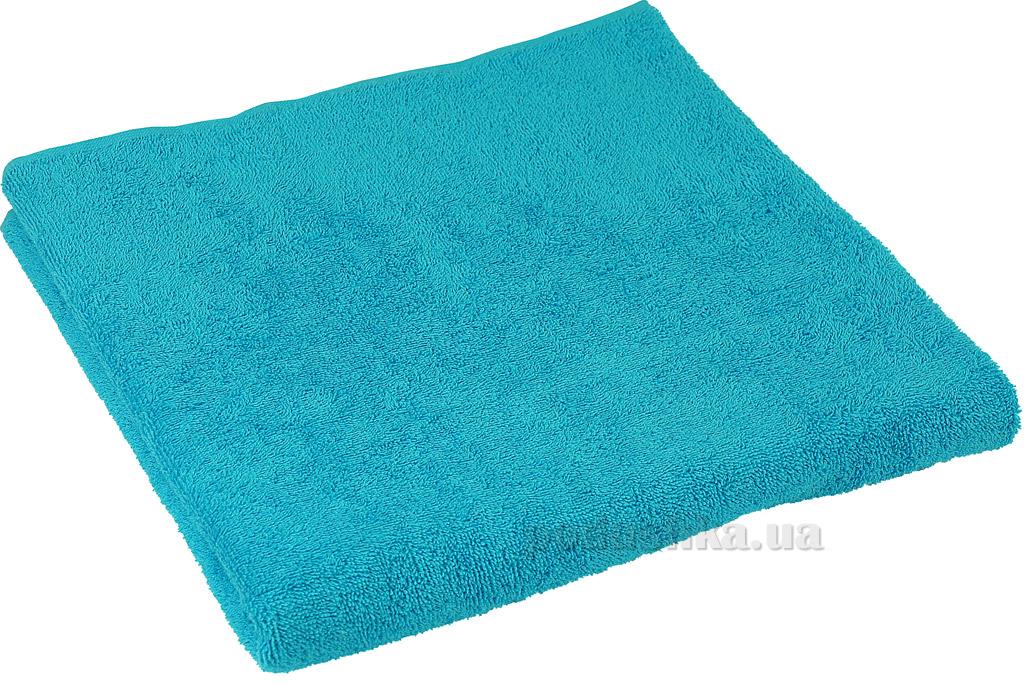 Комплект махровых полотенец Руно голубой