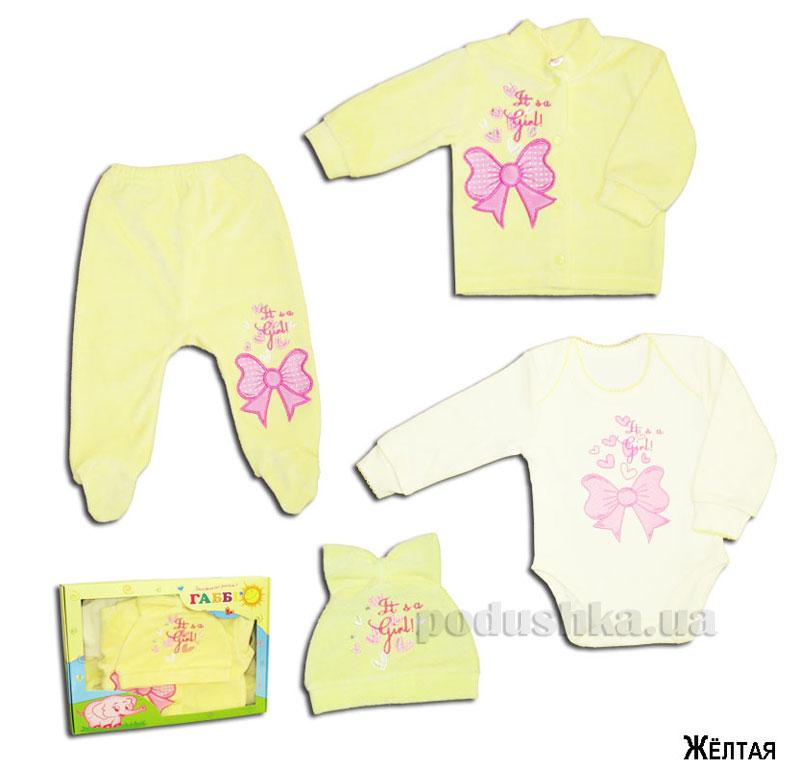 Комплект одежды Габби Бантик 00634